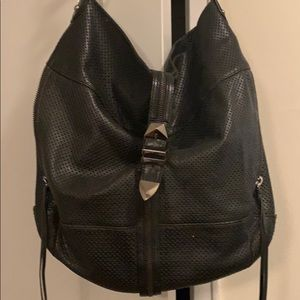 Rebecca Minkoff black shoulder bag